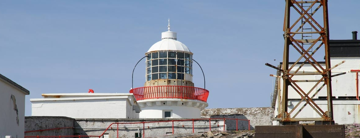 Eagle Island Lighthouse