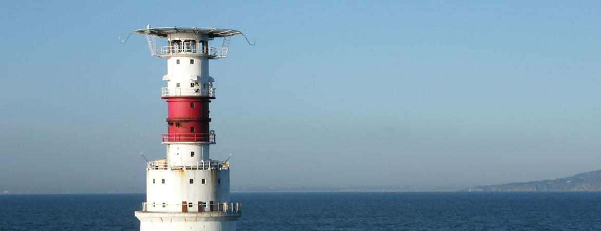 Kish Bank Lighthouse