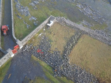 Inisheer Damage From Tower