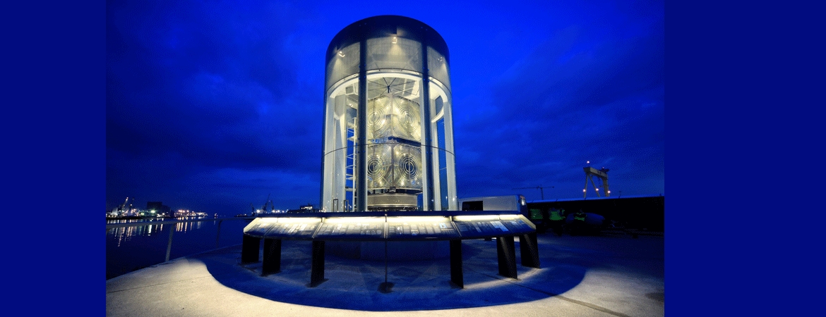 THE GREAT LIGHT AND TITANIC WALKWAY OFFICIALLY OPEN TO PUBLIC