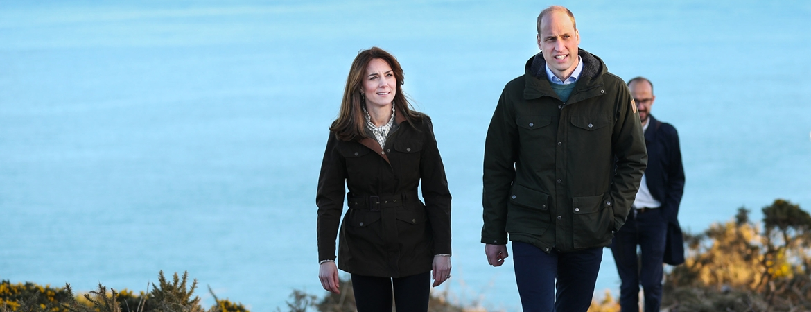 Irish Lights Welcomes The Duke and Duchess of Cambridge